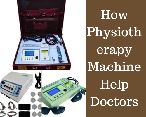 Physiotherapy machine helps doctors